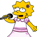 lisa_singing_by_steven4554-d3fn7hb