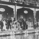 I enjoy this photo of the 1920 Olympics!